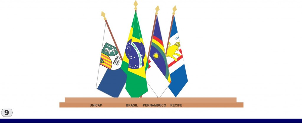 Dia da Bandeira - 2014 - Refeita