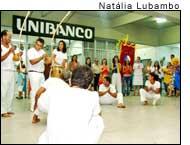 Capoeira no Frevo