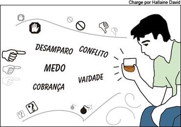 Como curar-se da dependência alcoólica