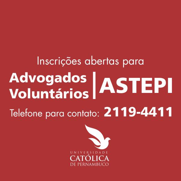 astepi voluntarios