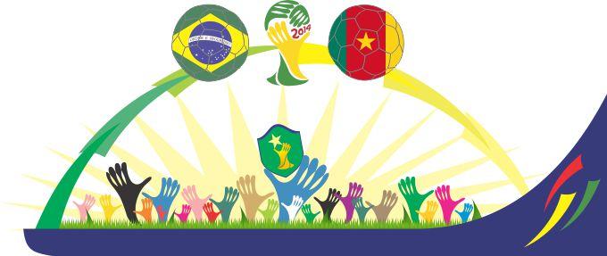 Torcida RP- Brasil x Camarões