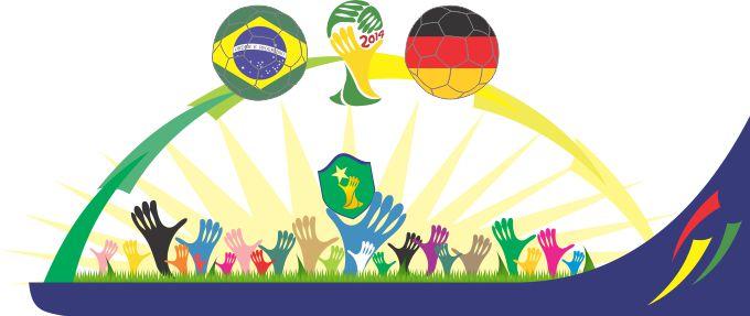 Torcida RP- Brasil x Alemanha