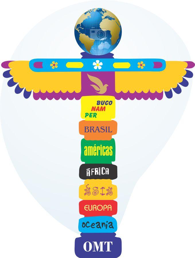 Dial Mundial do Turismo 2015 - corpo RP