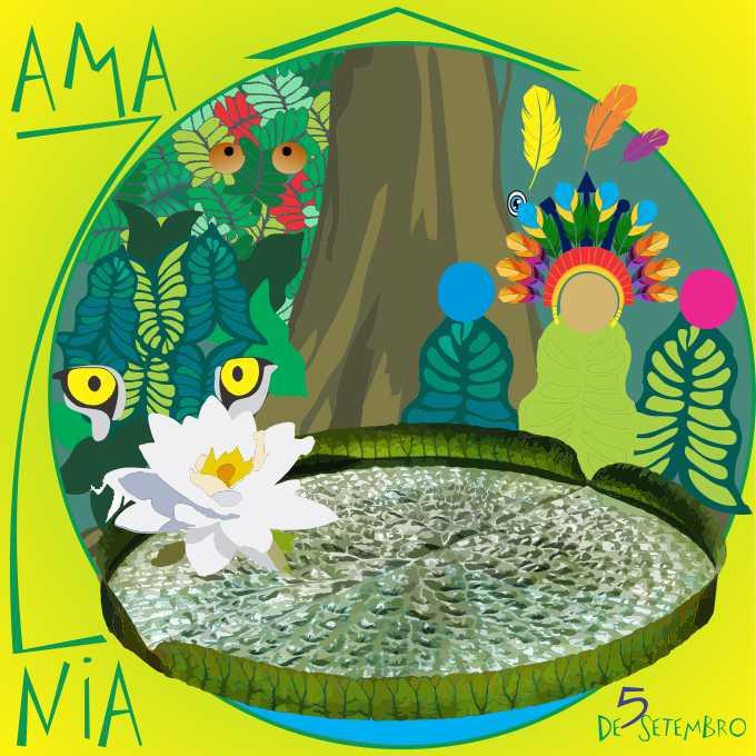 Dia da Amazônio 2016 - corpo RP