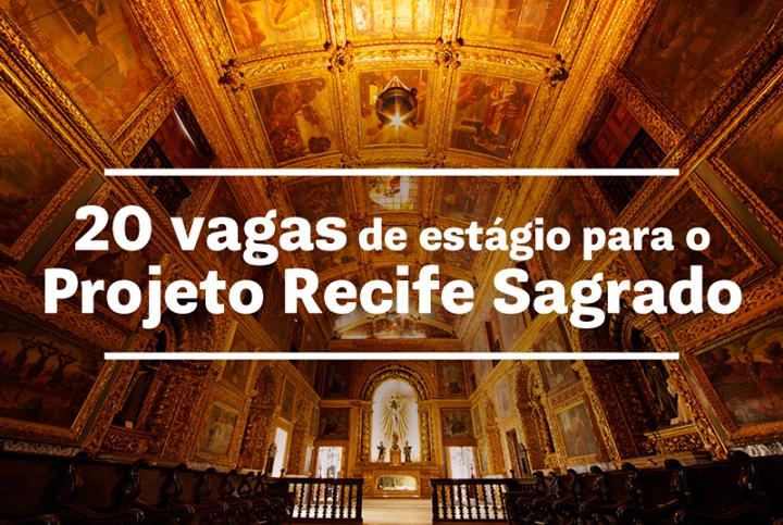 estagio prefeitura Recife